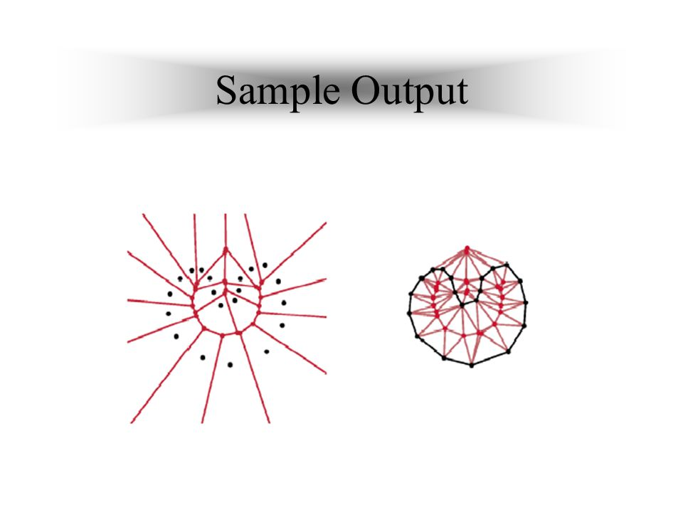 Sample Output