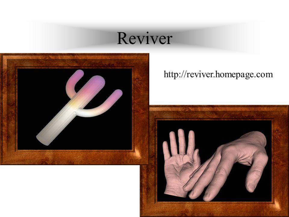 Reviver http://reviver.homepage.com