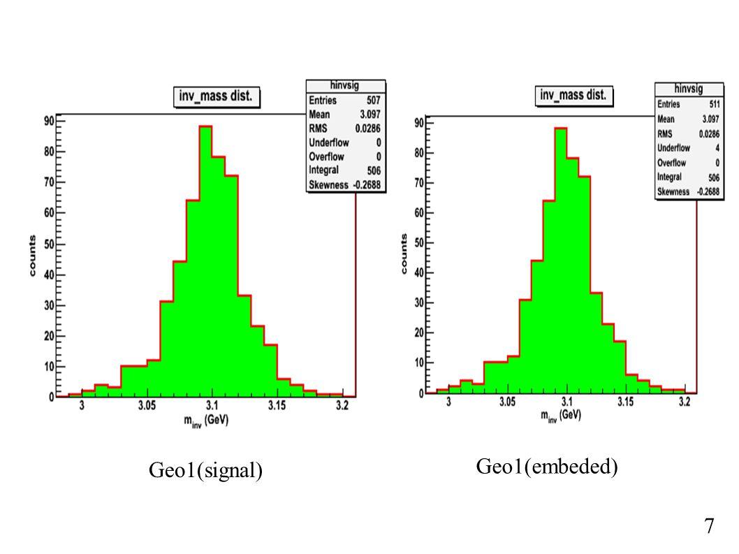 Geo1(signal) Geo1(embeded) 7