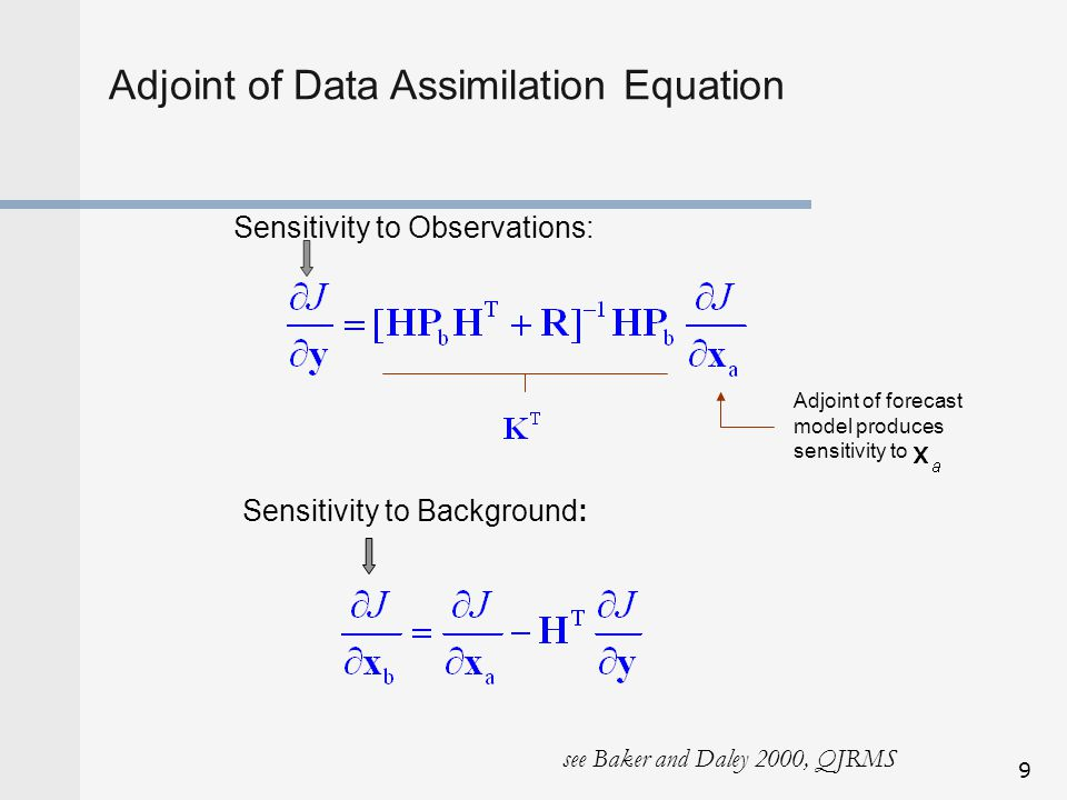 40 Issues with physics in TLM and adjoint 1.Parts of the NLM code may be non-differentiable, requiring approximations in the TLM and adjoint 2.