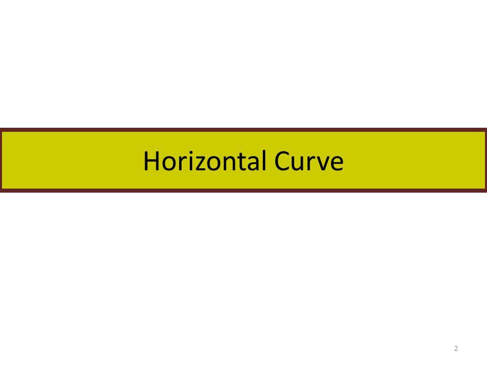 Horizontal Curve 2