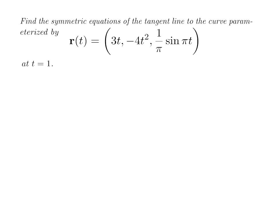 Note: If curve is smooth , then ||r'(s)||=1