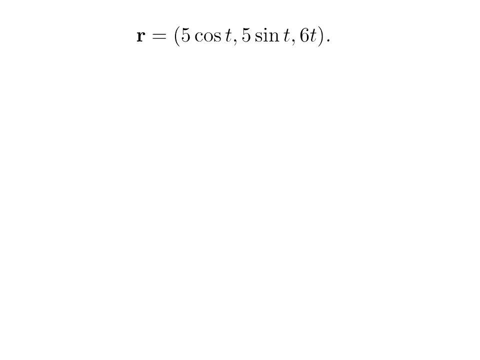 Find Normal and Tangential components of acceleration for