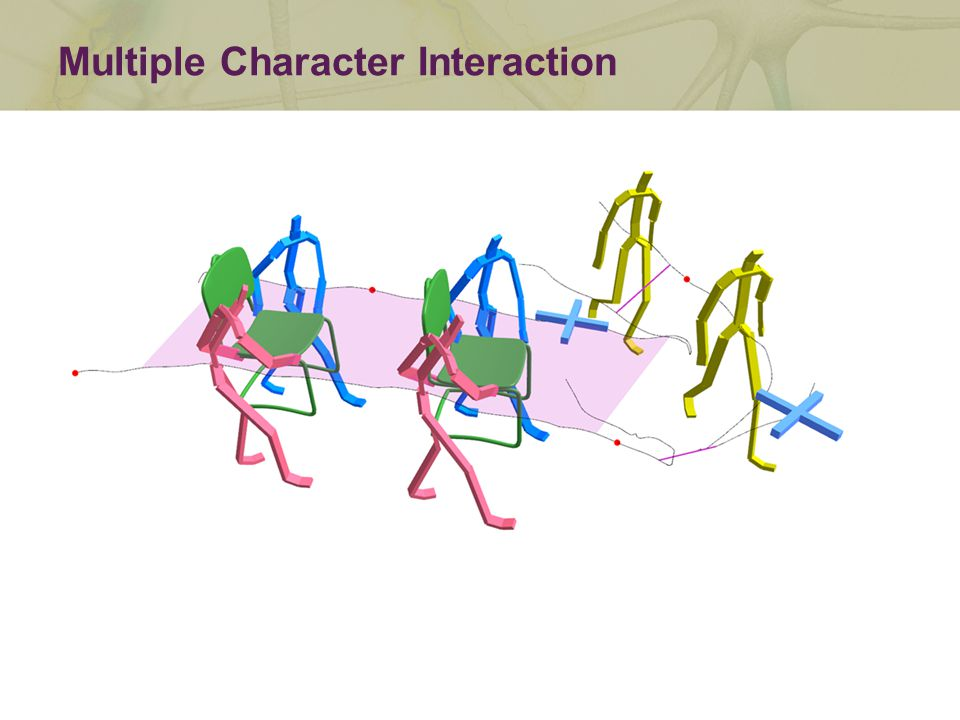 Multiple Character Interaction