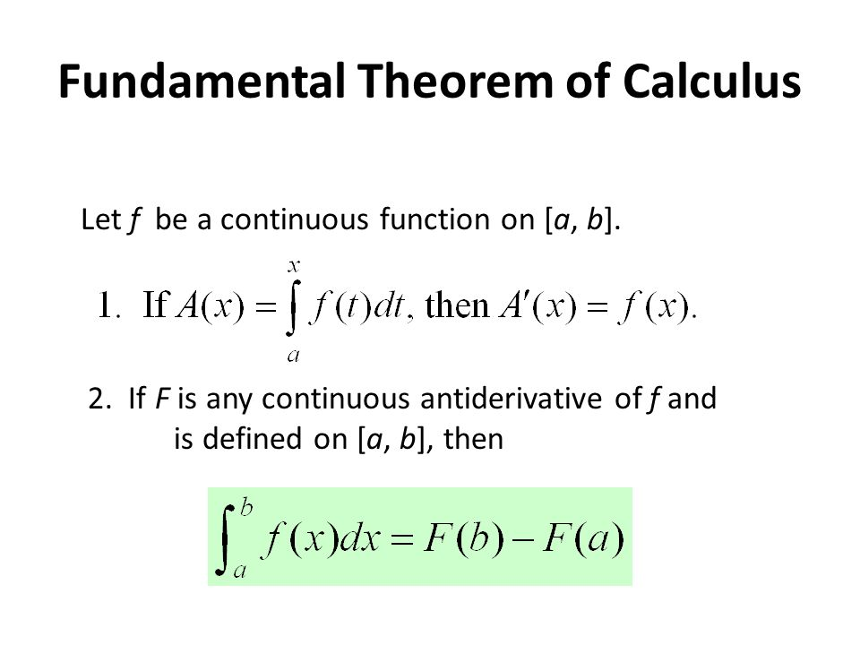 Indefinite Integrals or Antiderivatives You should distinguish carefully between definite and indefinite integrals.