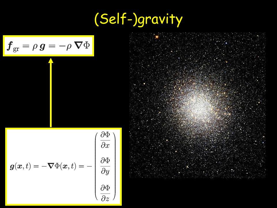 (Self-)gravity