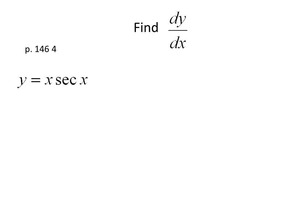 Find p. 146 4