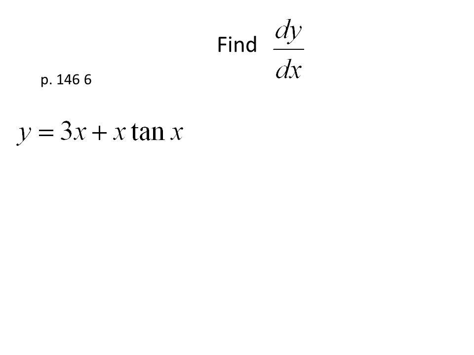 Find p. 146 6