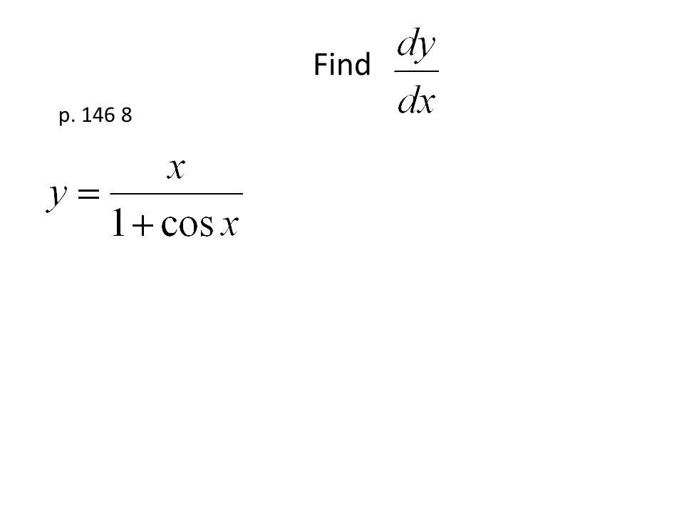 Find p. 146 8