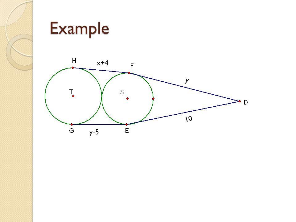 Example x+4 y 10 y-5