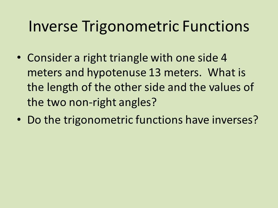 Right Triangle Trigonometry Find the side and angle measurements for the given triangles.