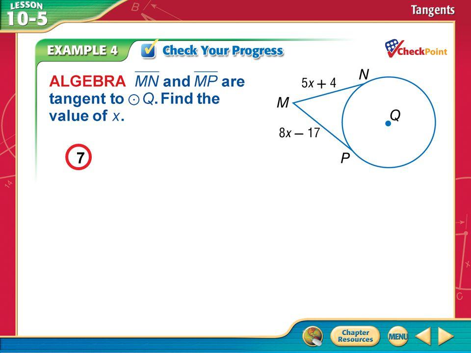 A.A B.B C.C D.D Example 4 7
