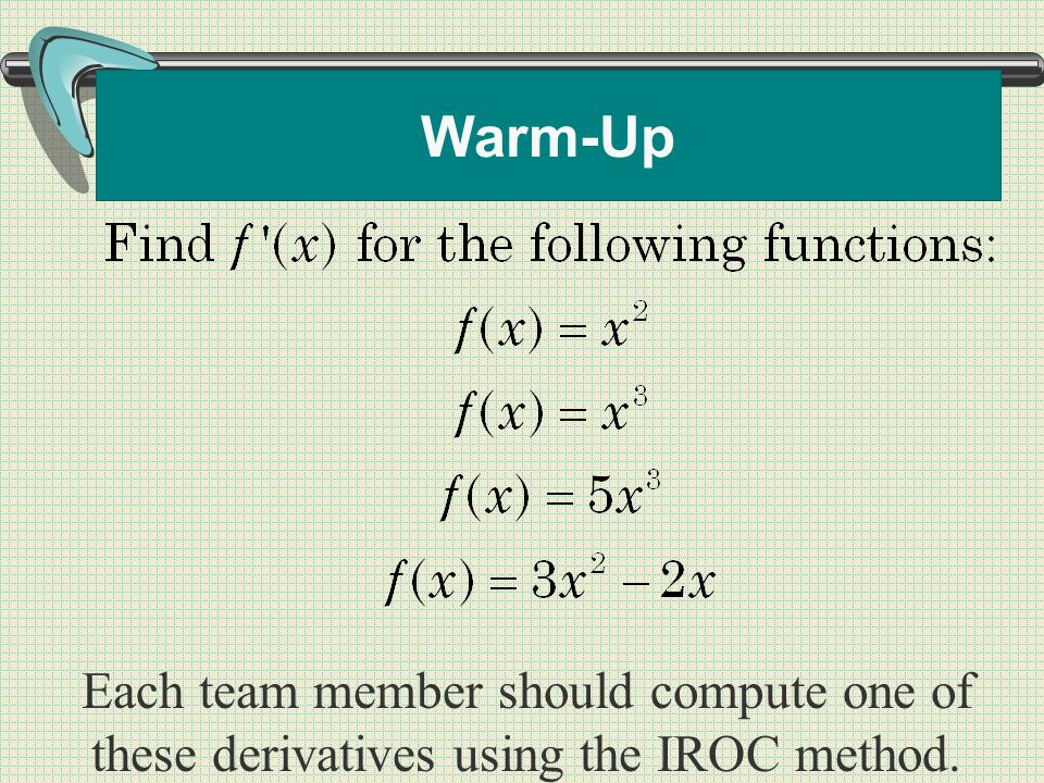 For which of the following functions can we apply the Power Rule?