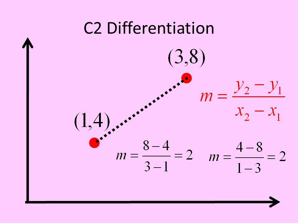 C2 Differentiation