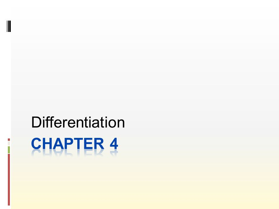 Guidelines for Implicit Differentiation 1.