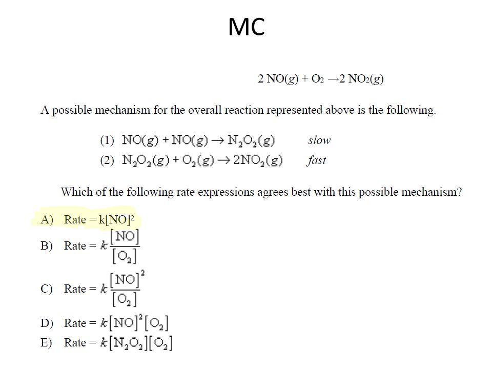 Catalyst-can be heterogeneous or homogeneous