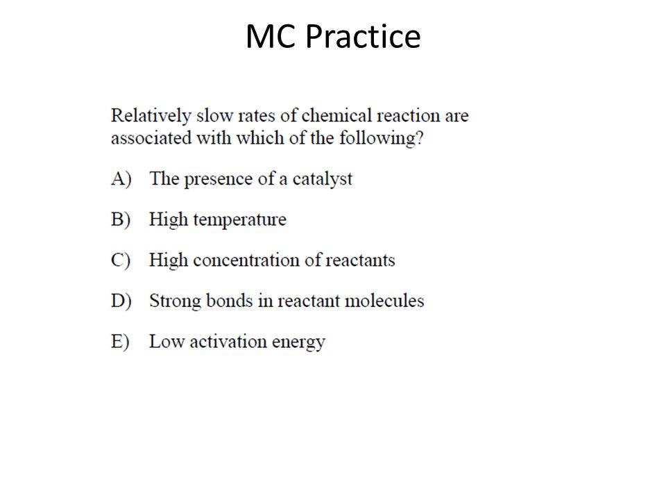 MC Practice