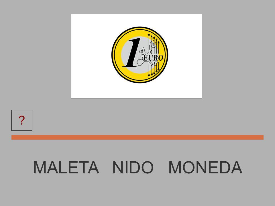 DOMINÓ DOMINÓ NIDO MONEDA