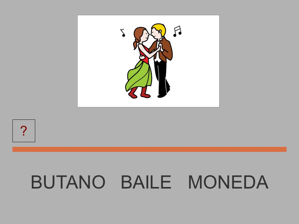 BUTANO MONEDA BAILE BUTANO ?
