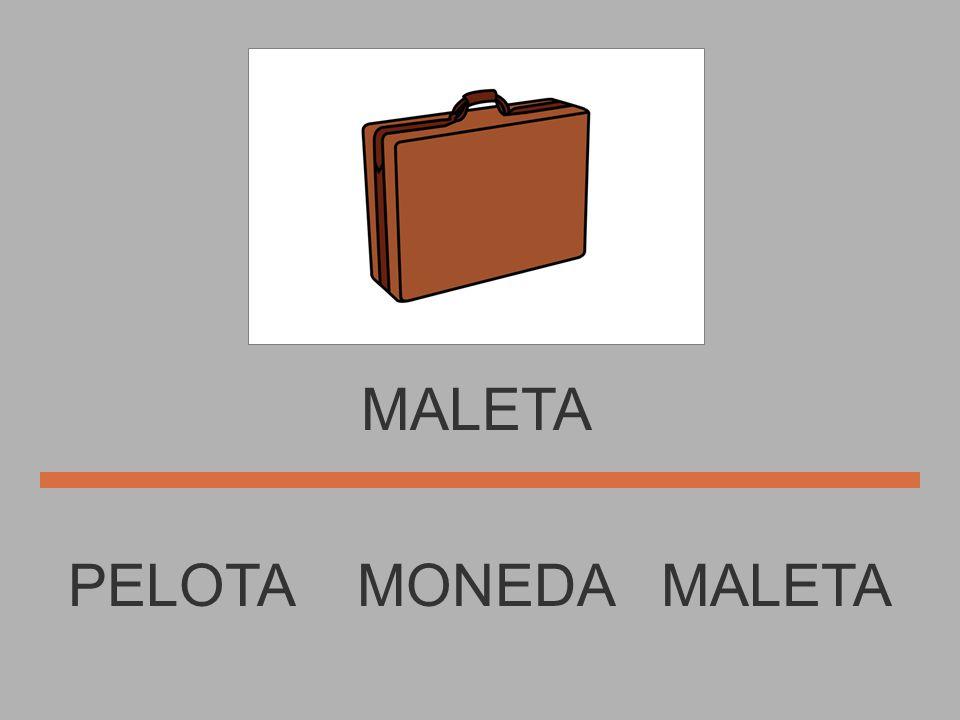 MALETA PELOTA MONEDA MALETA