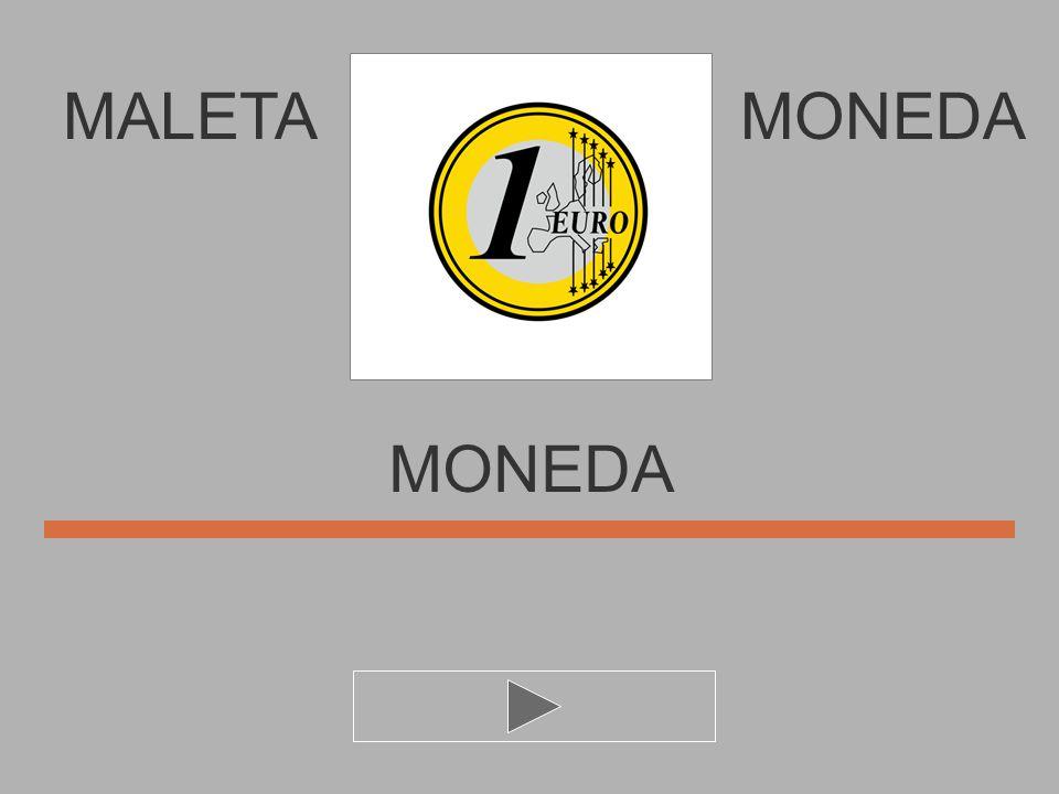 MALETA M E D O N A MONEDA MONED...
