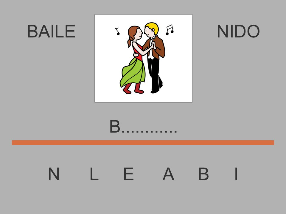 N L E A B I NIDO...............
