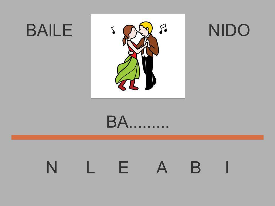 BAILE N L E A B I NIDO B............