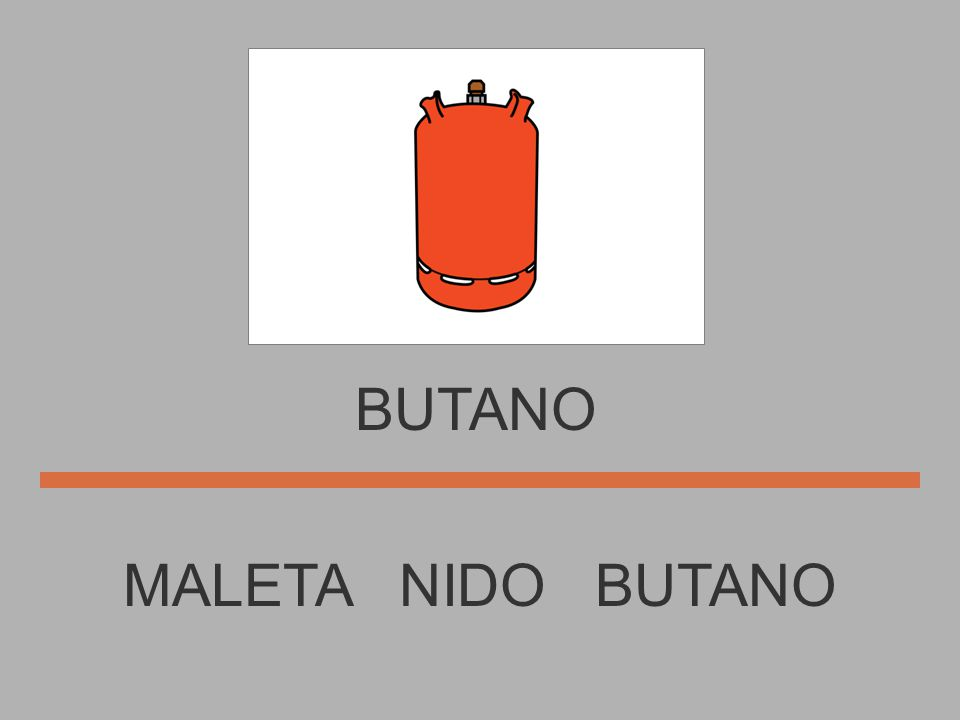 BUTANO MALETA NIDO BUTANO