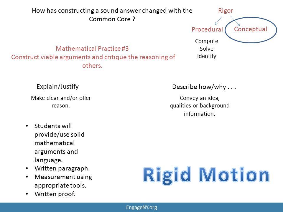 Similarity, Right Triangles and Trigonometry (G-SRT) B.