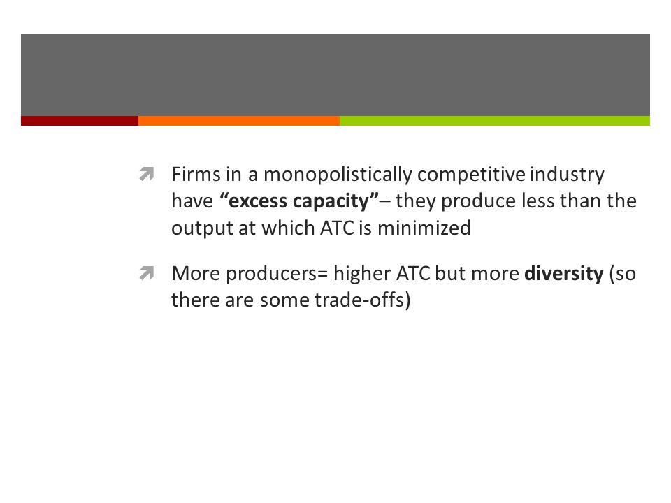 Do monopolistically competitive industries exist in the real world?.