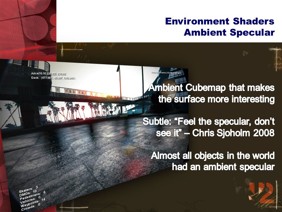 Environment Shaders Ambient Specular
