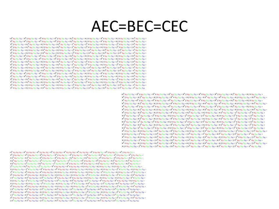 AEC=BEC=CEC