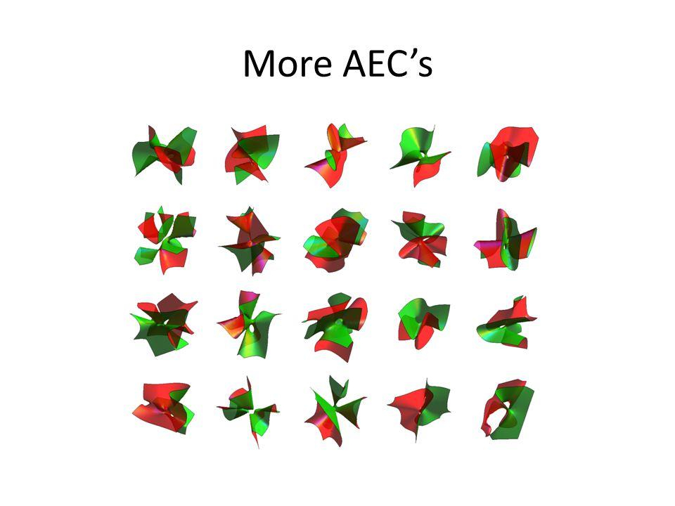 More AEC's