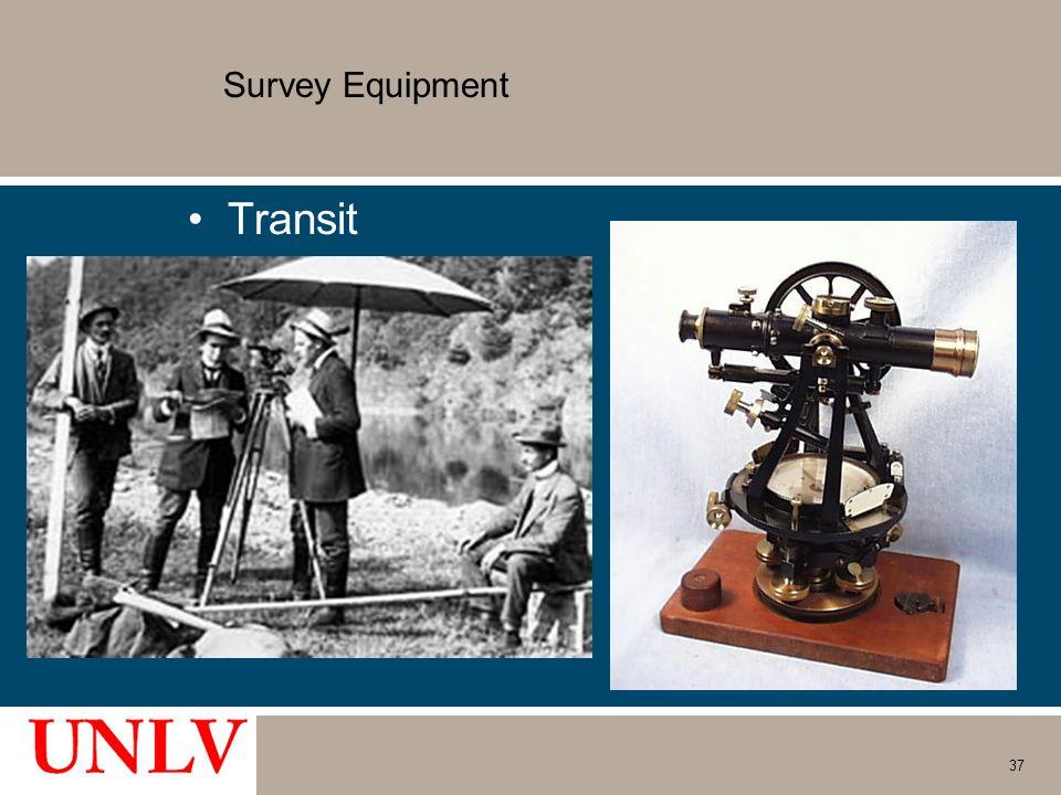 Survey Equipment Transit 37