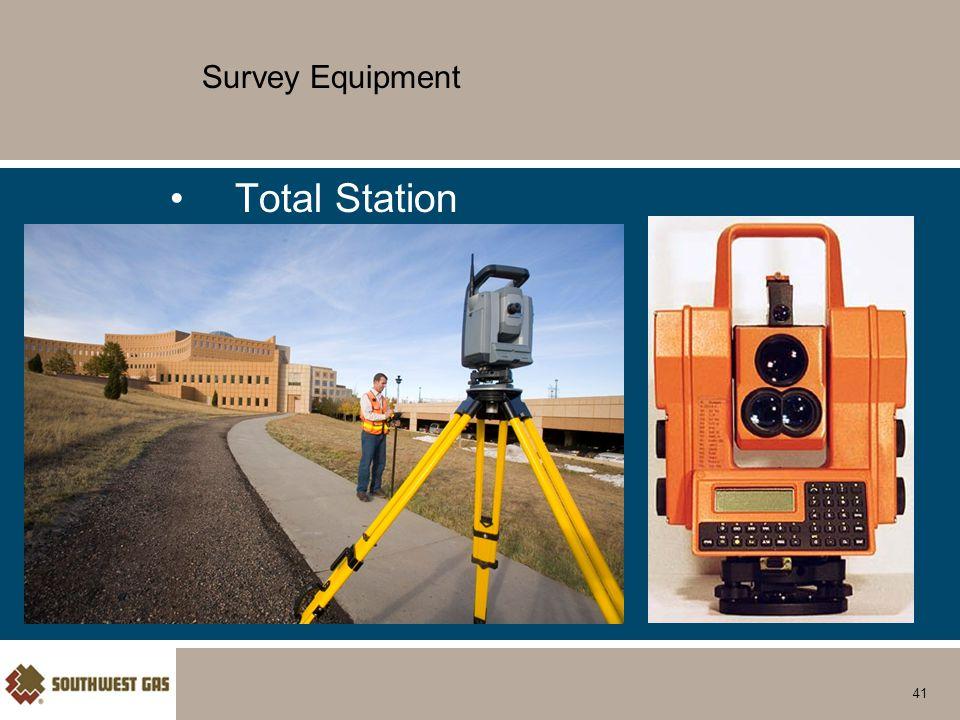 Survey Equipment Total Station 41