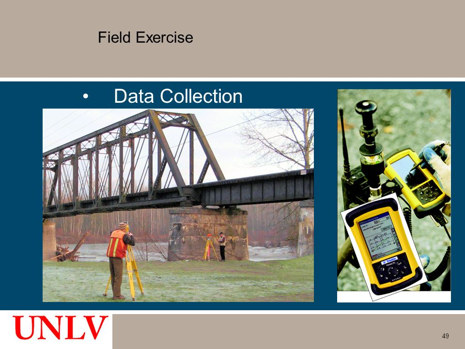 Field Exercise Data Collection 49