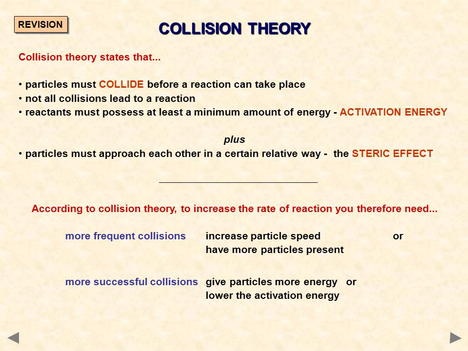 The concentration drops from 4 to 2 in 17 minutes 2 to 1 in a further 17 minutes 1 to 0.5 in a further 17 minutes FIRST ORDER REACTIONS AND HALF LIFE The concentration of reactant A falls as the reaction proceeds