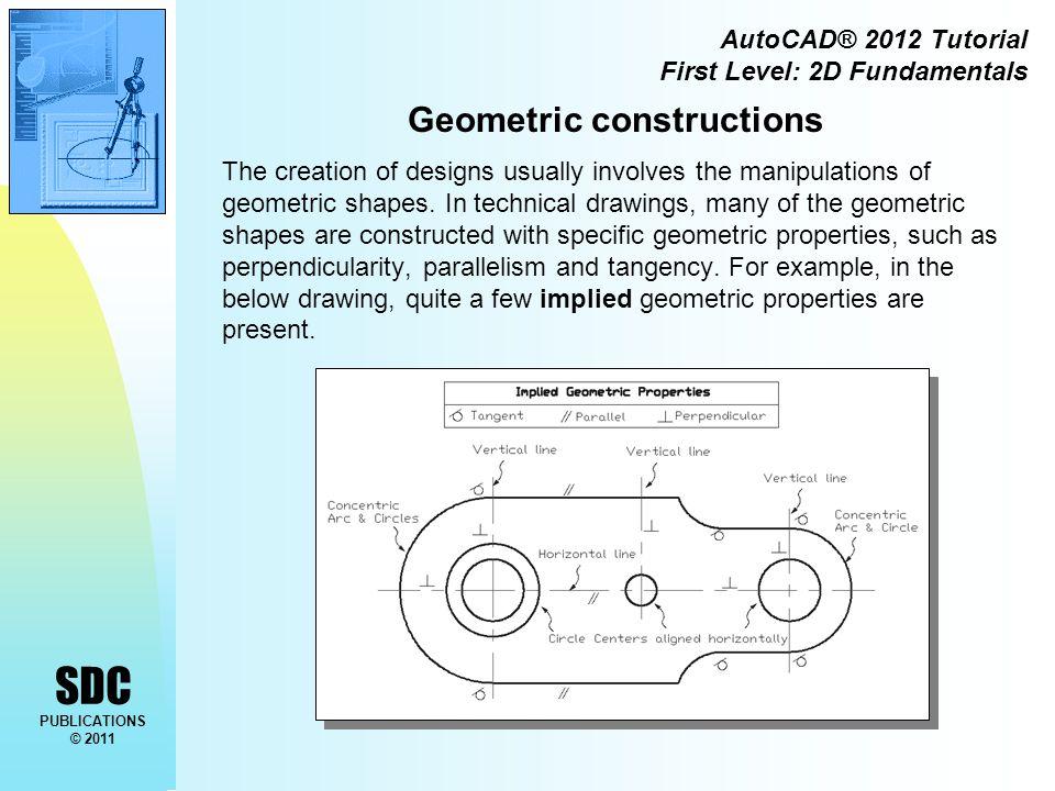 SDC PUBLICATIONS © 2011 AutoCAD® 2012 Tutorial First Level: 2D Fundamentals Using the Trim Command