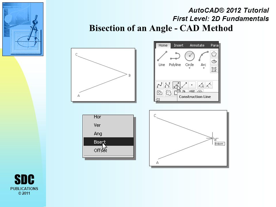 SDC PUBLICATIONS © 2011 AutoCAD® 2012 Tutorial First Level: 2D Fundamentals Converting objects into a Polyline