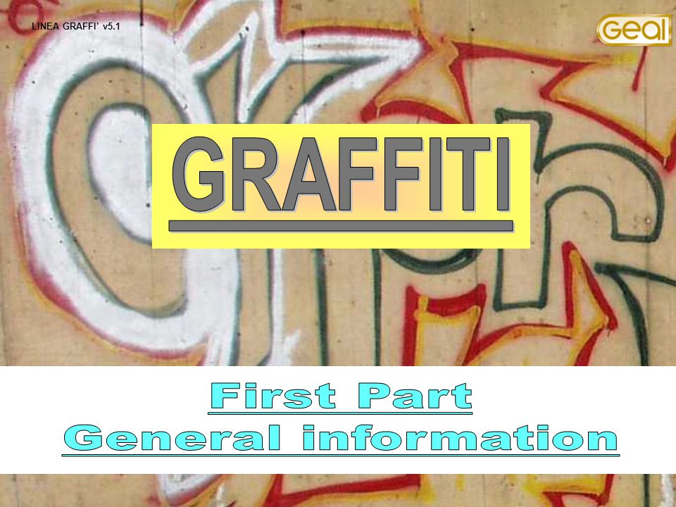 Graffì FOND Graffì TERGENT Graffì DEFEND PROTECTION ON TREATED SURFACES Antigraffiti Treatment Not needed on hard surfaces such as polished marble, ceramic tiles, etc For maintenance reapply GRAFFÍ DEFEND After any washing