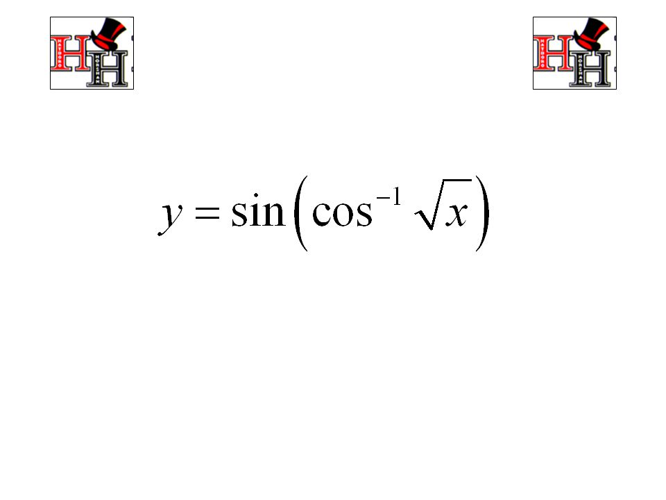 Find in terms of x