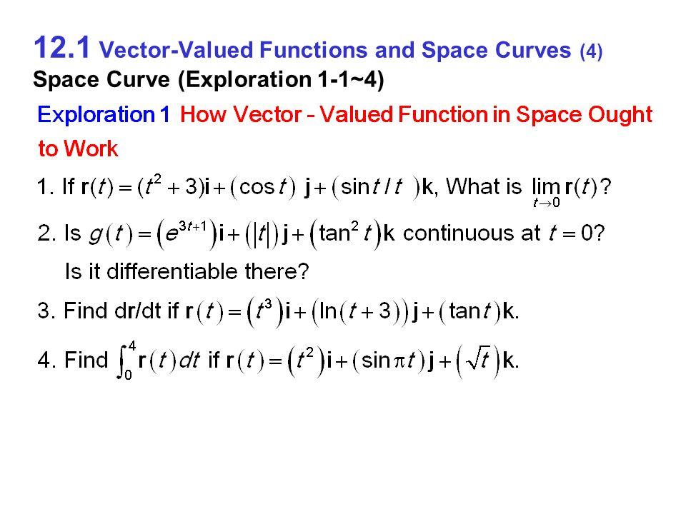 12.3 Curvature, Torsion, and the TNB Frame (2) Curvature, Torsion, and TNB Frame