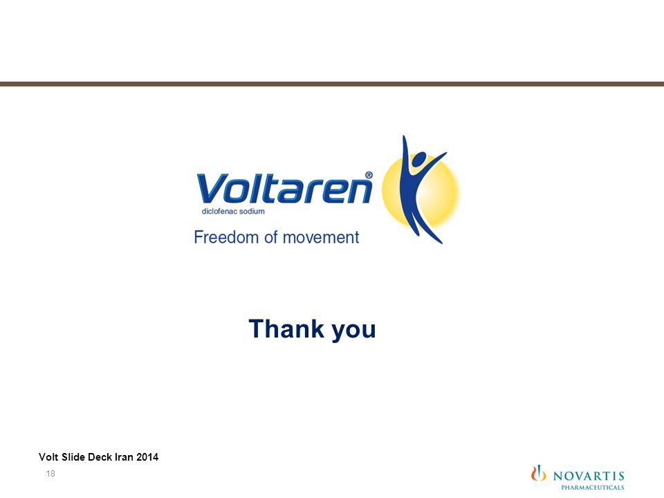18 Thank you Volt Slide Deck Iran 2014