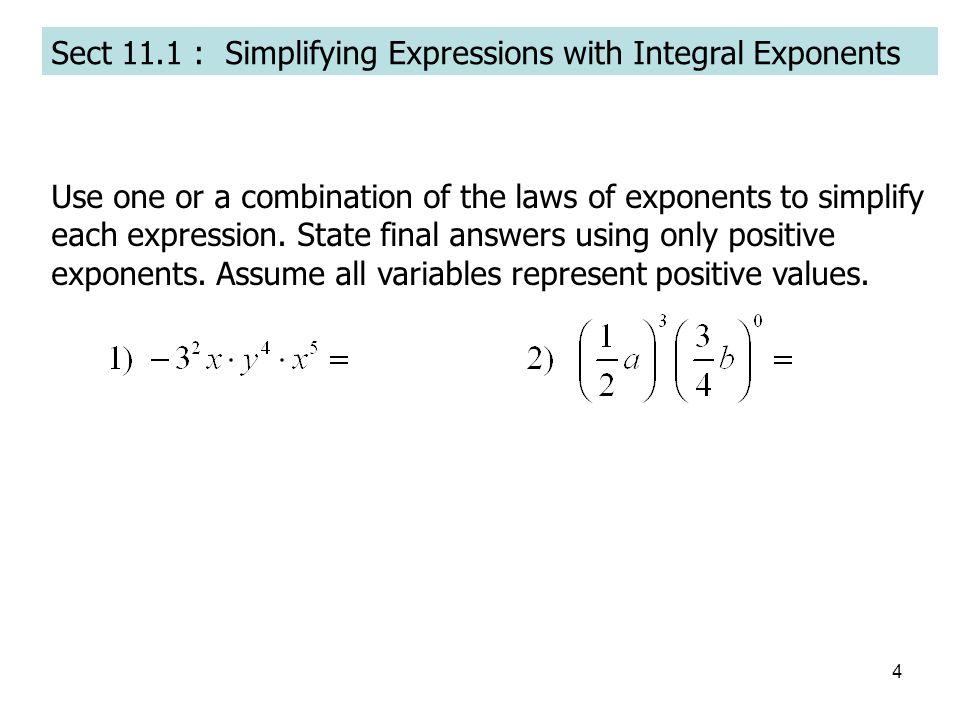 45 Solving Radical Equations