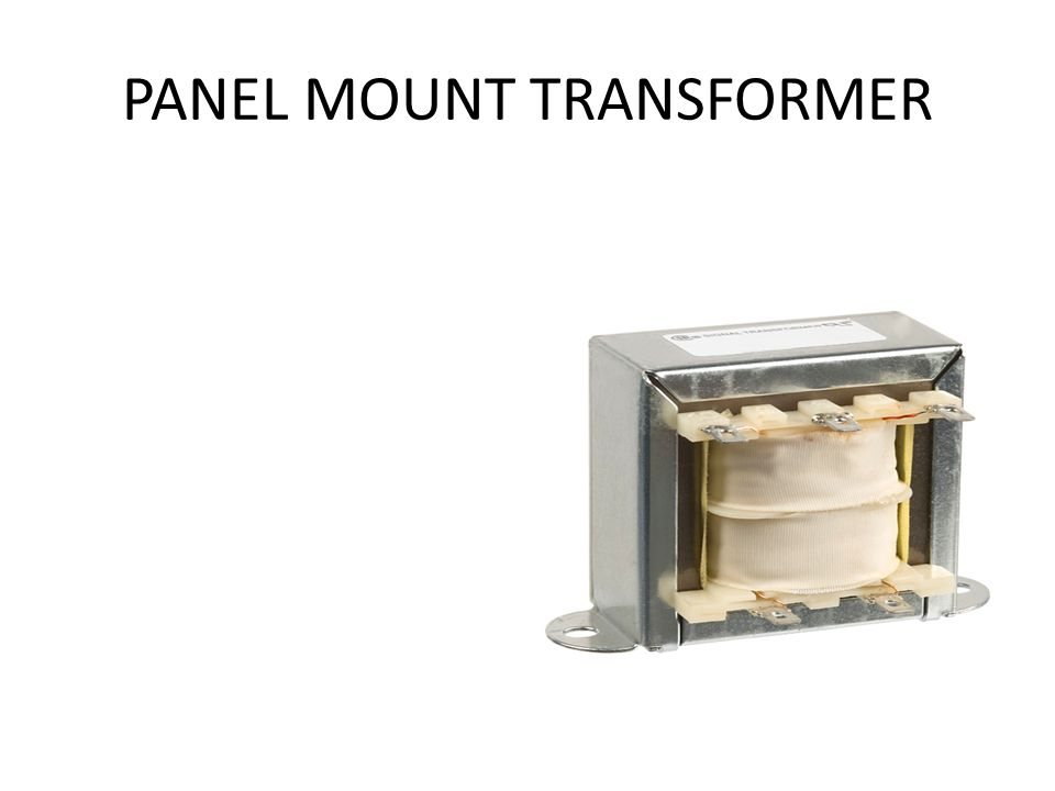 ABOUT TRANSFORMERS TYPICAL SCEMATIC Of multi-tap transformer