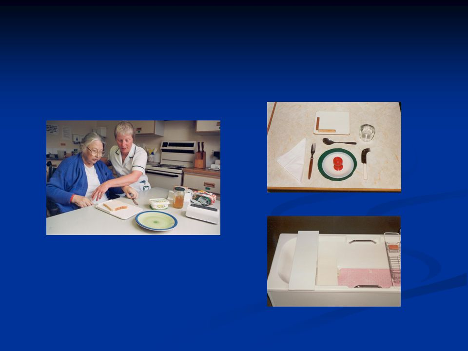 Instrumental/Extended ADL -includes activities such as shopping, preparing a meal, housework, laundry.