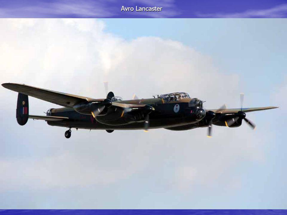 Avro Lancaster Avro Lancaster