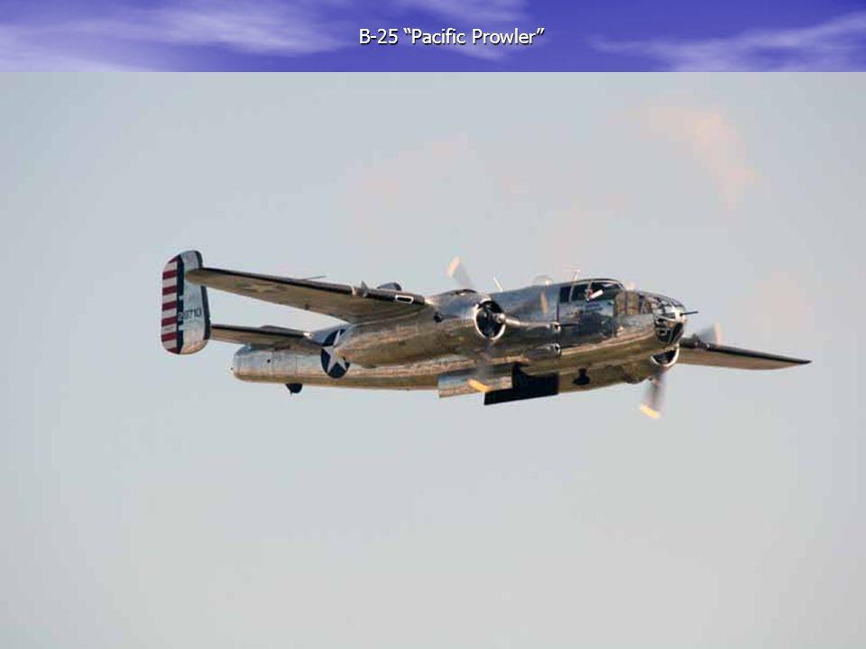 B-25 Pacific Prowler B-25 Pacific Prowler