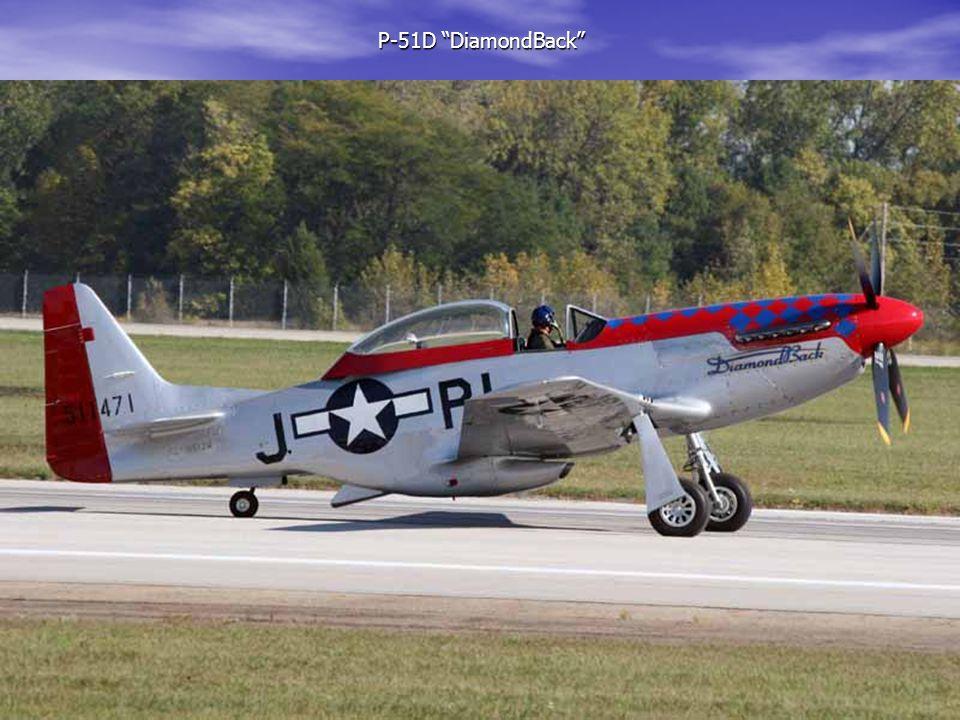 P-51D DiamondBack P-51D DiamondBack