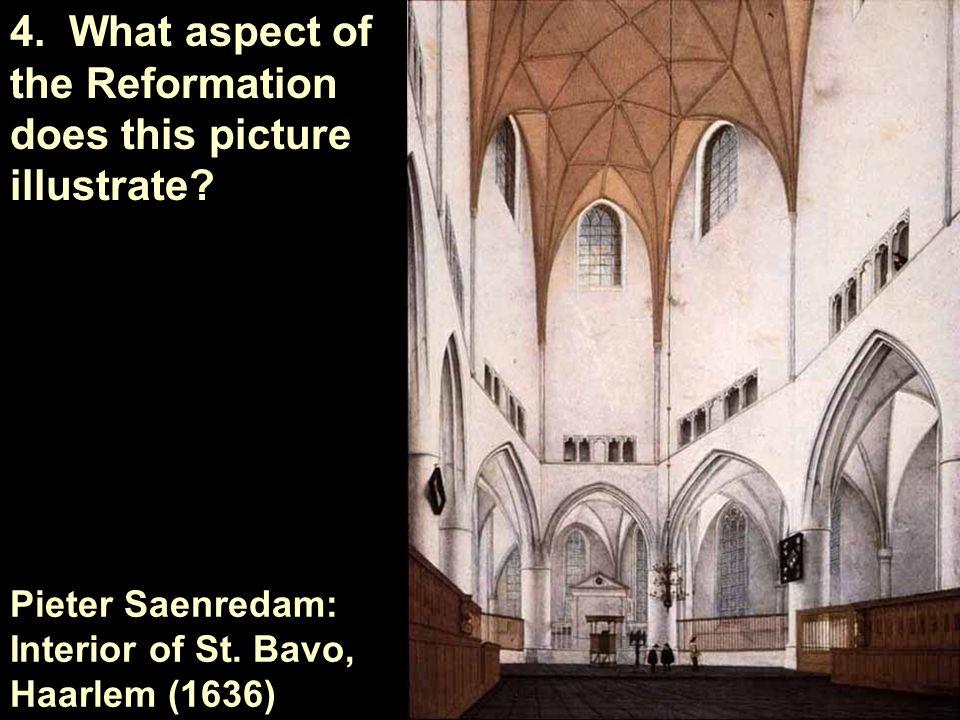 Pieter Saenredam: Interior of St.Bavo, Haarlem (1636) 4.
